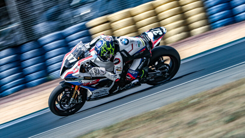 BMW S 1000 RR World Endurance Team 24h Le Mans