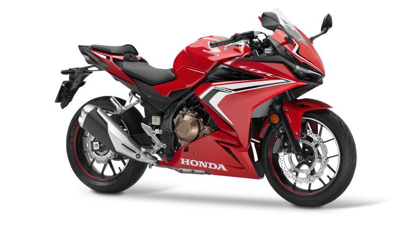 2021er Honda CBR500R