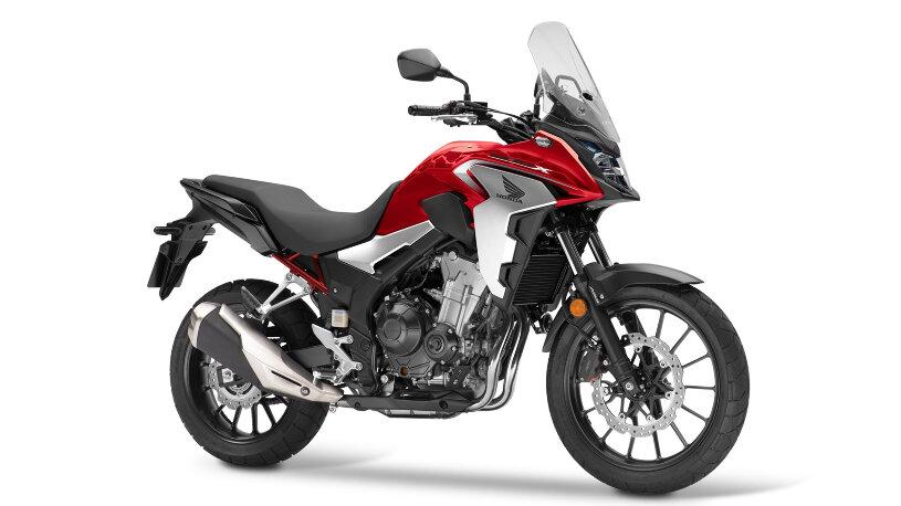 2021er Honda CB500X