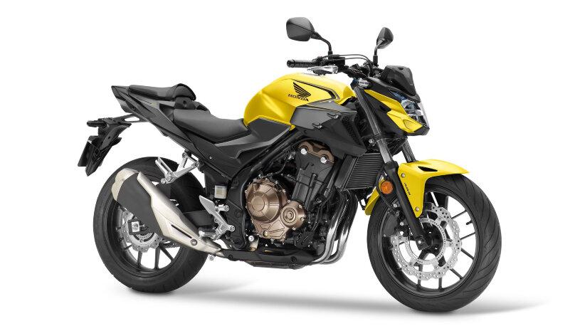 2021er Honda CB500F