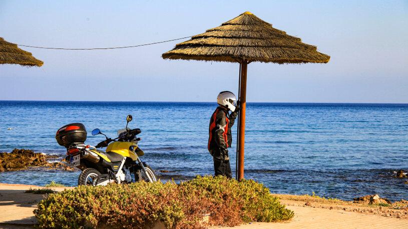 Motorradreise Kreta - Griechenland