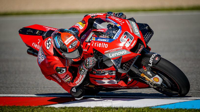 MotoGP Sendetermine 11.-13.9.2020 in San Marino Danilo Petrucci
