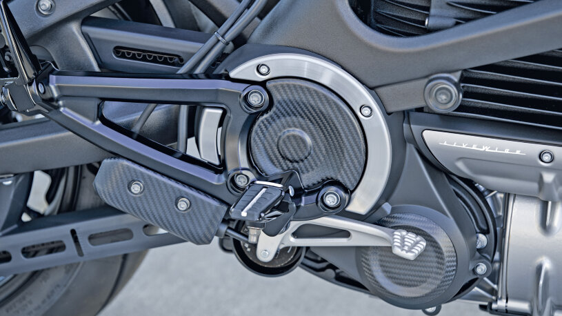 Harley-Davidson Winkeltrieb