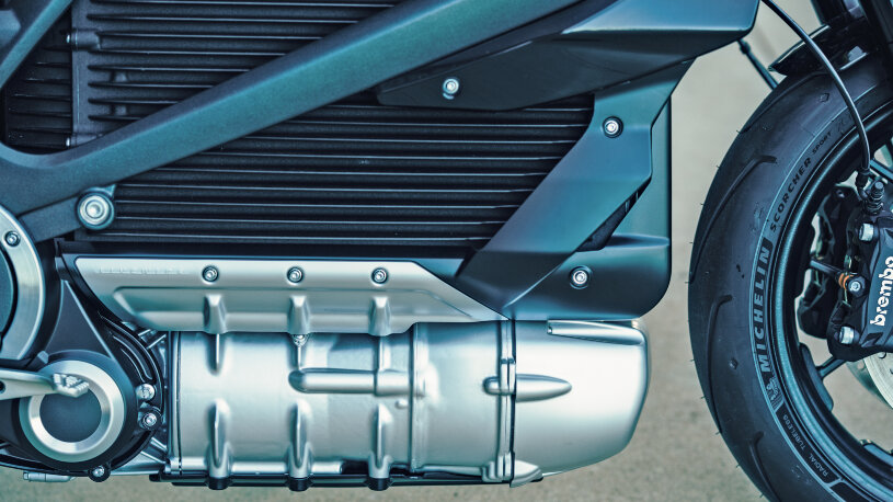 E-Antrieb Harley-Davidson LiveWire