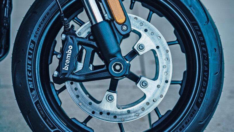 H-D/Michelin Scorcher Sportreifen