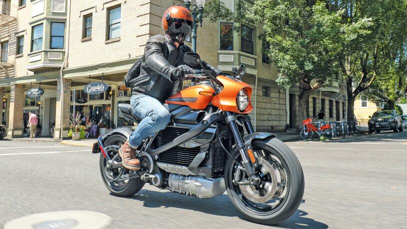 Fahrtest: Harley-Davidson LiveWire