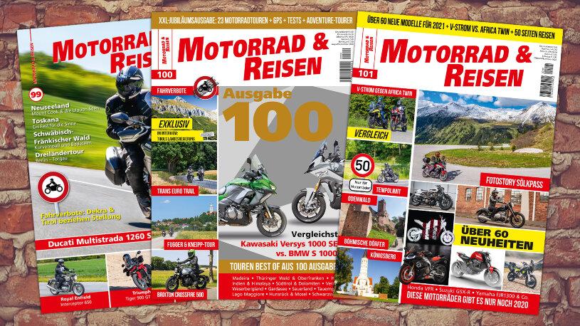 Motorrad & Reisen Abonnement