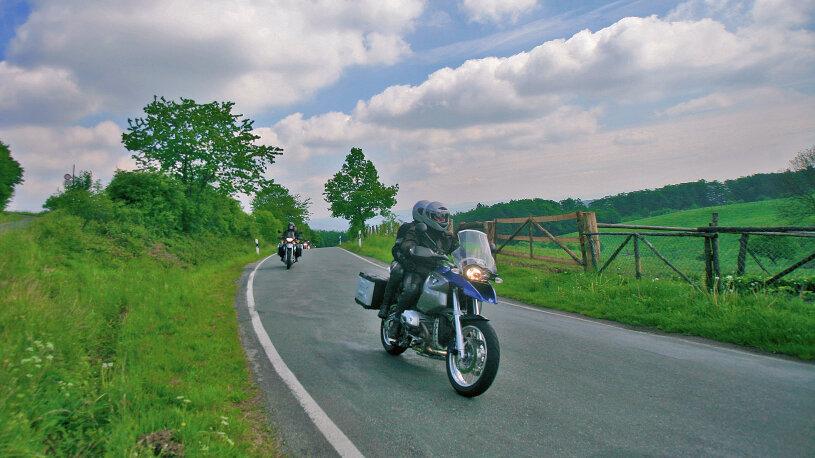 Tourentipp: 1000 Kurven Weserbergland