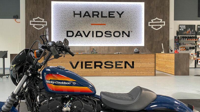 Harley-Davidson eröffnet in Viersen