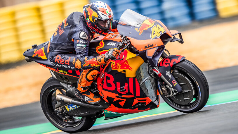 Red Bull KTM Factory Racing MotoGP 2020 - Le Mans
