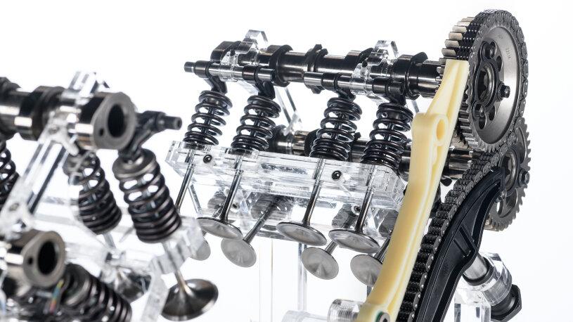 Ventiltrieb Ducati Multistrada V4