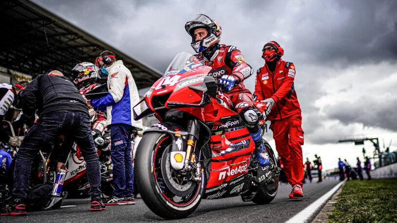 Am zweiten MotoGP-Rennwochenende in Aragon starten die Klassen vom 23.-25.10.