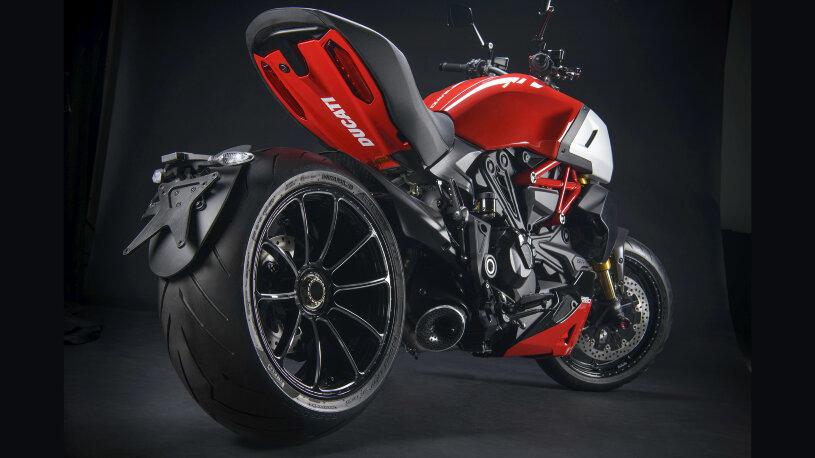 Ducati Diavel 1260: Performance-Zubehör