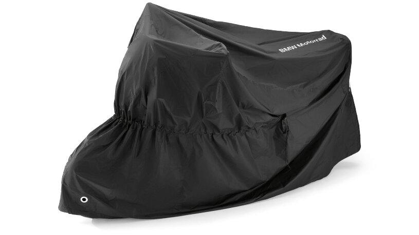 Original BMW Motorrad Zubehör: Fahrzeugabdeckhaube