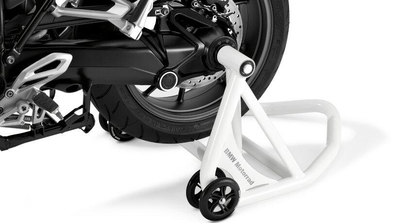 Original BMW Motorrad Zubehör: Montageständer hinten