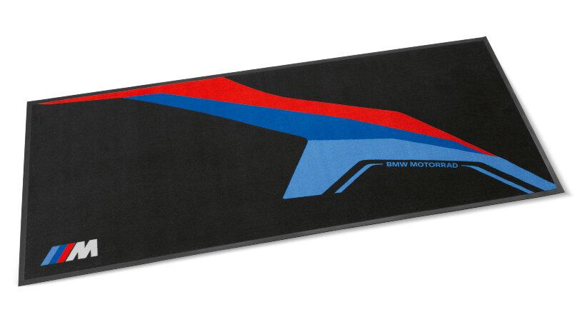 Original BMW Motorrad Zubehör: Motorradteppich