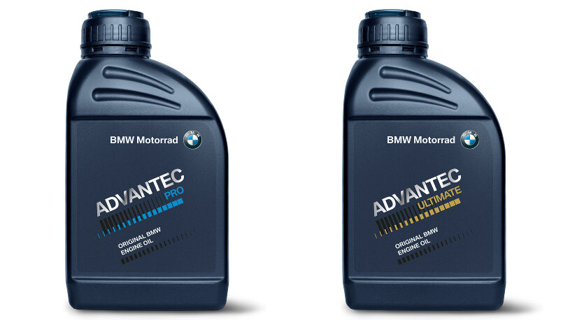 Original BMW Engine Oil ADVANTEC Pro 15W-50, 500ml & BMW ADVANTEC Ultimate Engine Oil 5W-40, 500 ml