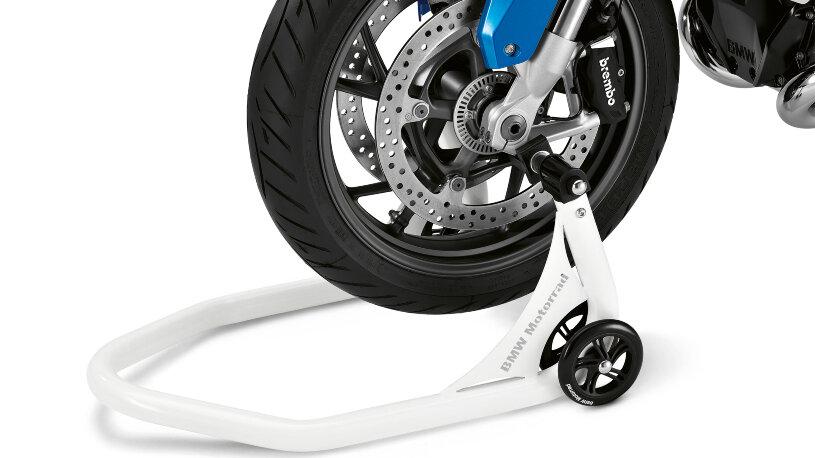 Original BMW Motorrad Zubehör: Montageständer Sport vorn