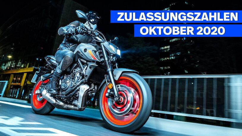 IVM Motorrad-Zulassungszahlen 2020