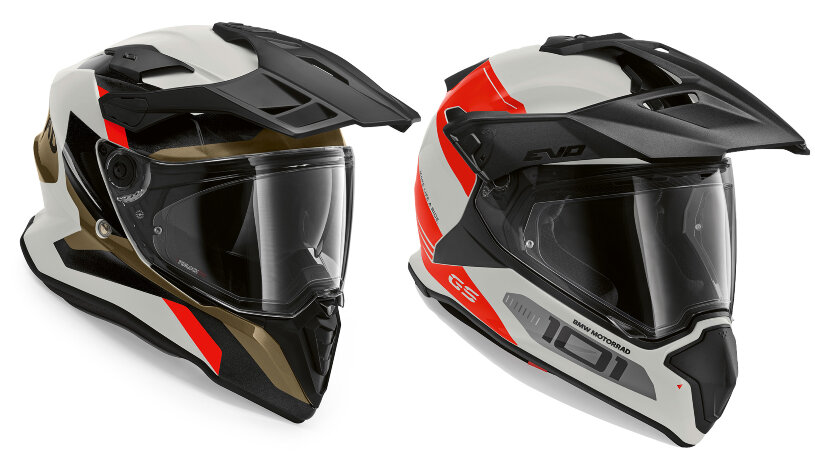 BMW Helm GS Pure & GS Carbon EVO Helm