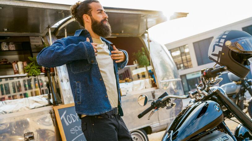 BMW Motorrad Overshirt SummerRide