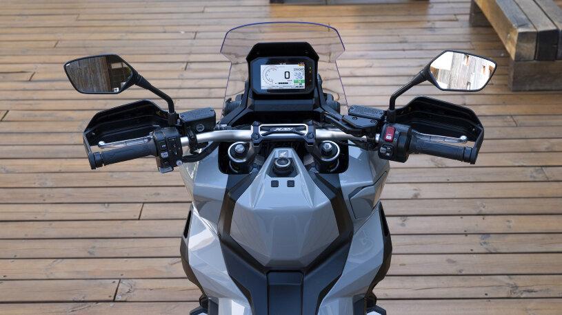Honda X-ADV, Lenkerprotektoren