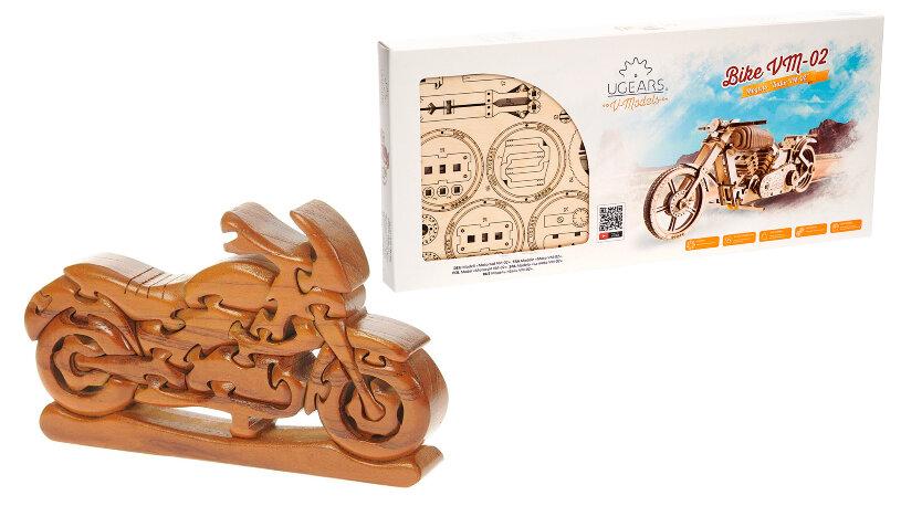Motorrad Bausätze Puzzle