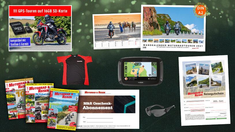 M&R Shop Geschenke für Motorradfahrer