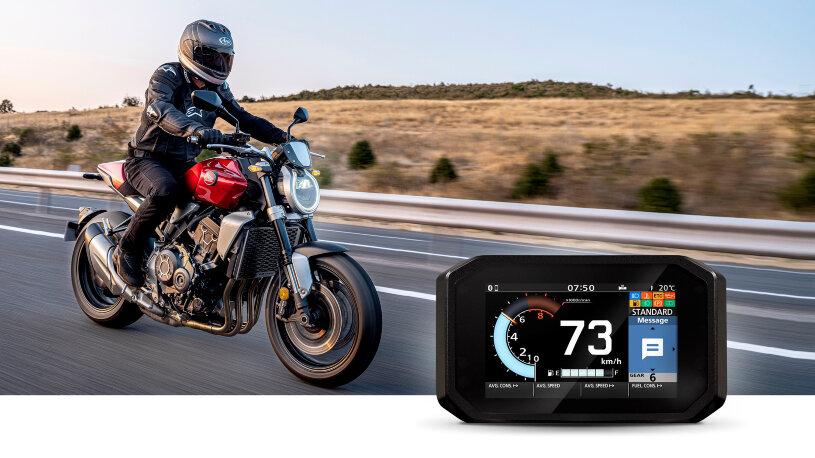 """Die """"Honda RoadSync App"""" steht ab Dezember 2020 europaweit zum Download zur Verfügung"""