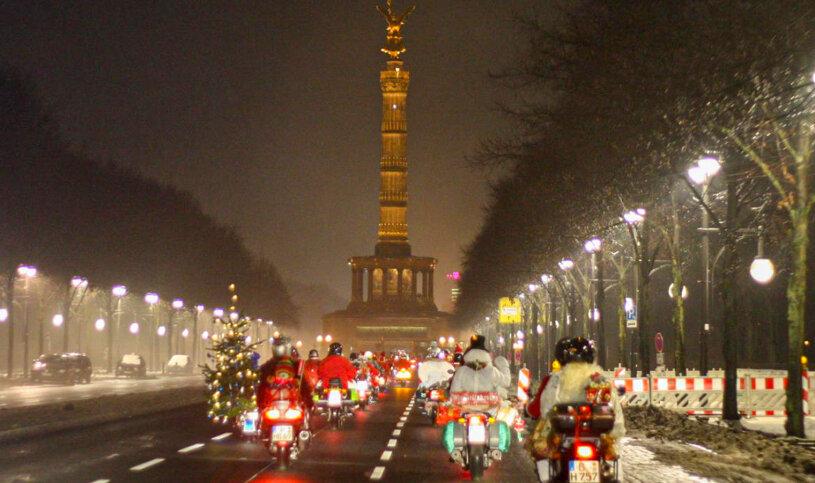 Christmas Ride Berlin