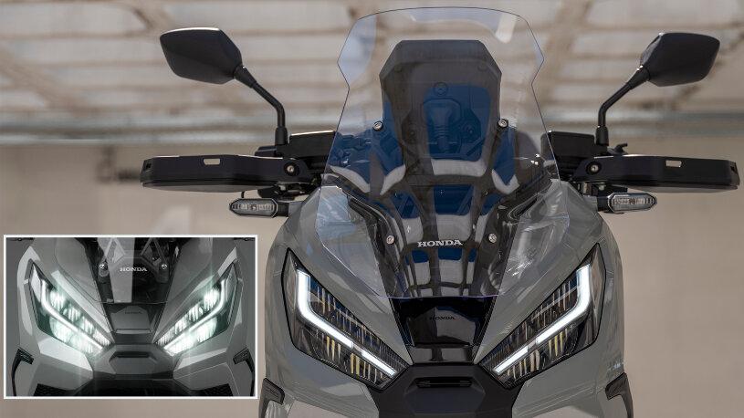 Honda X-ADV LED-Licht, Front
