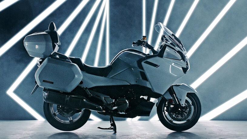 CF Moto1250 TR-G