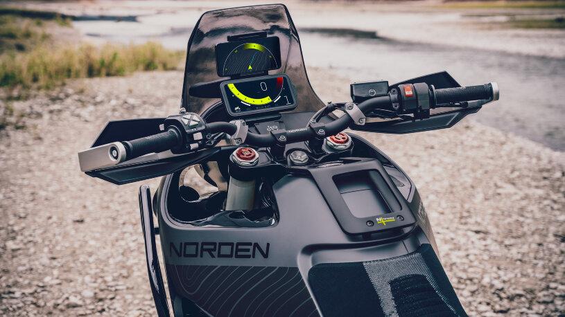 Husqvarna Norden 901 Prototyp