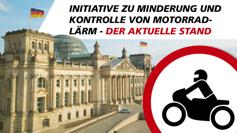 Initiative Bundestag Motorradlärm