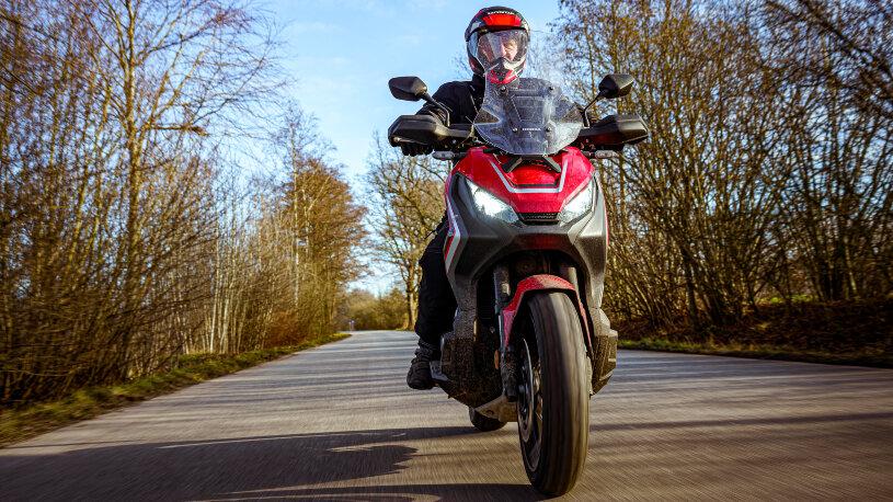 Fahrbericht: Honda X-ADV