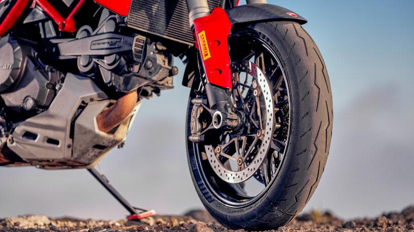 Entwickelt für Supersport-, Naked- und Crossover-Motorräder sowie für den sportlichen Einsatz auf der Straße