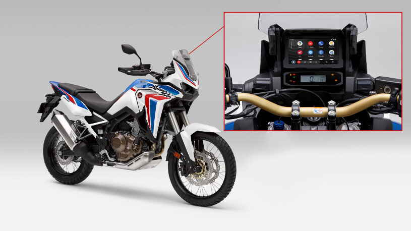 Honda Africa Twin Android AutoTM