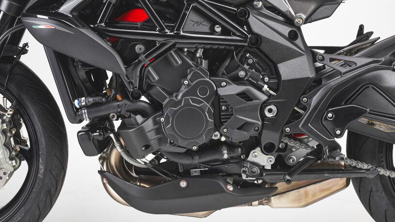 Motor MV Agusta Brutale RR