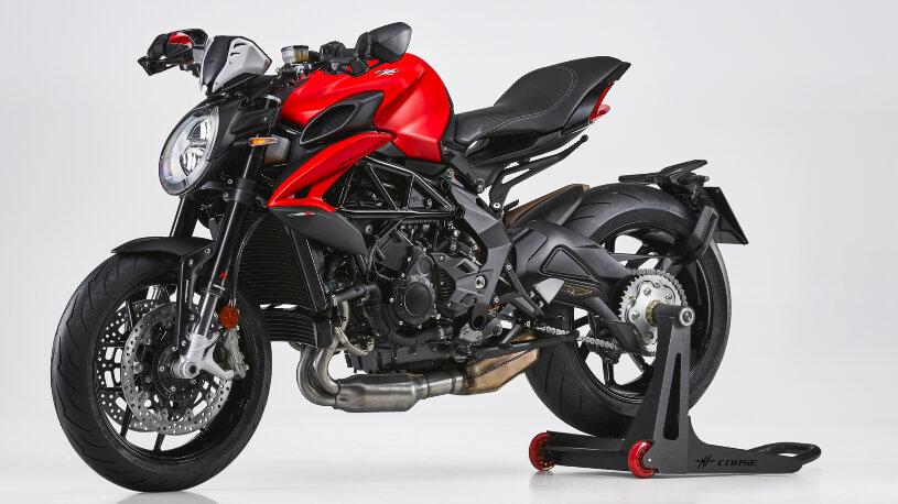 MV Agusta Dragster Rosso