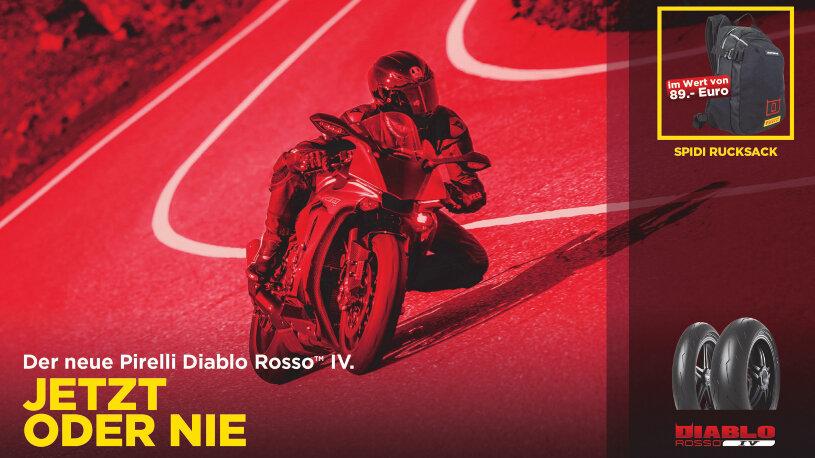 """Sportfahrer-Promotion"" Pirelli Diablo Ross IV"
