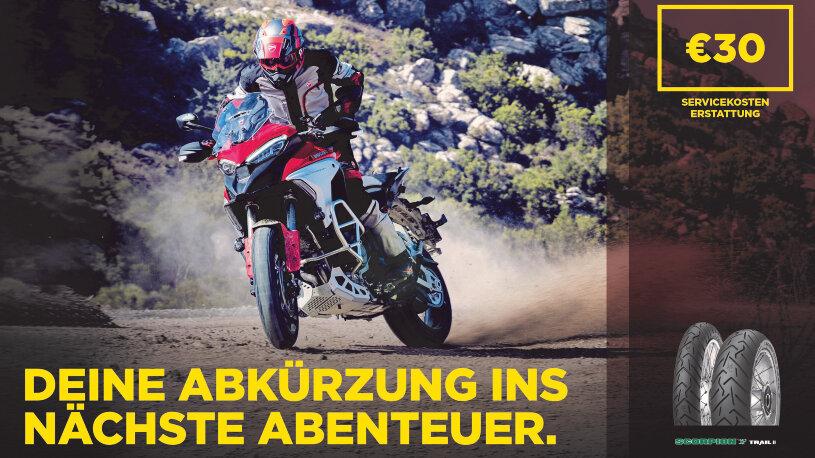 """Adventure-Promotion"" Pirelli Scorpion Trail II"
