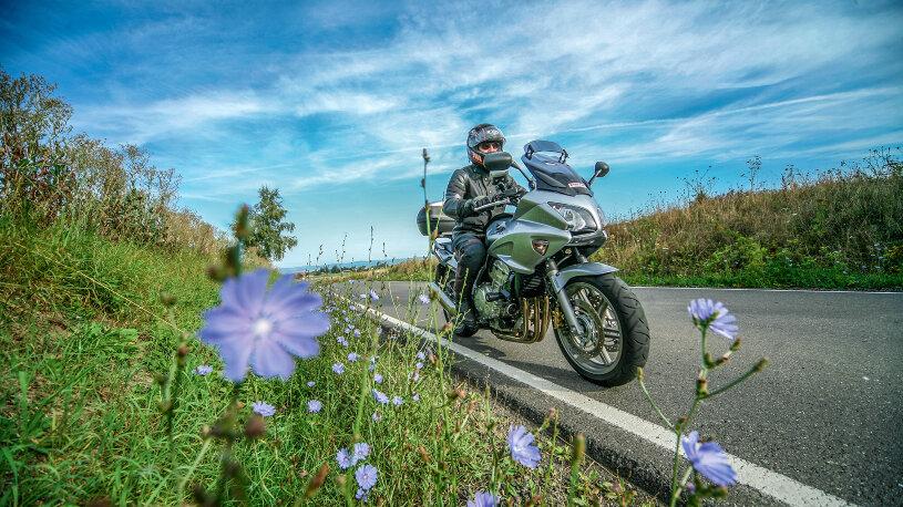 Motorradtour durch den Hunsrück