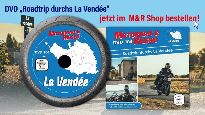 "DVD ""Roadtrip durchs La Vendée"" - Vorschau"