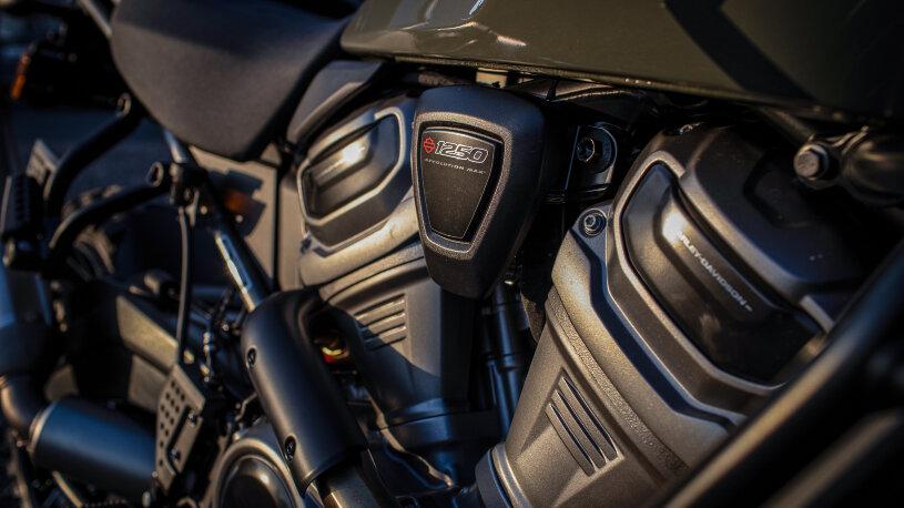 Harley-Davidson Revolution Max Motor