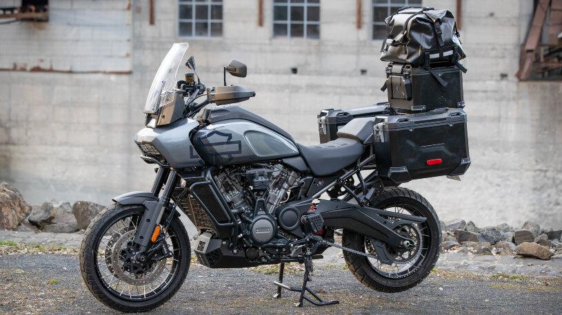 Harley-Davidson Pan America 1250 Accessories