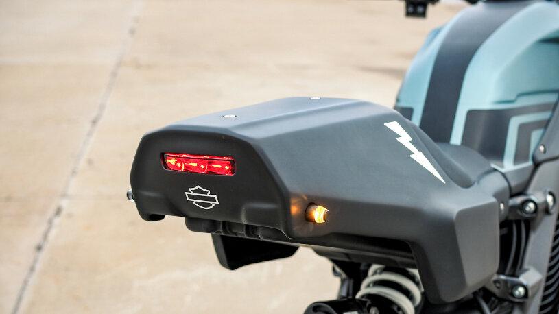 Harley-Davidson LiveWire by JvB-moto
