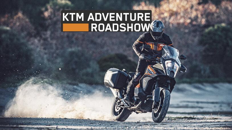 KTM Event-Highlight: KTM Adventure im Gebirge