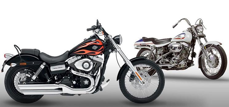 Harley-Davidson Jubiläum