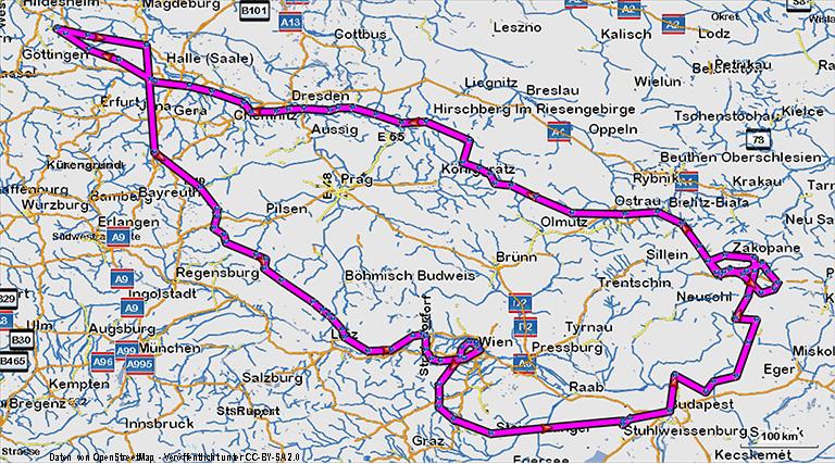Autobahnvignette 2020 Fur Tschechien Urlaub Hotel Und Touren
