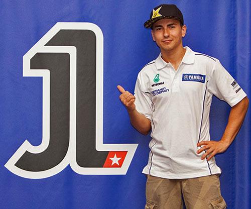 Nummer 1 für Lorenzo